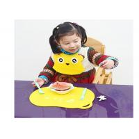 Wholesale Soft  Feeding silicone baby bibs from china suppliers
