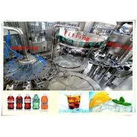 Buy cheap Commercial Carbonated Drink Filling Machine For Small Food Industry 500 Ml from wholesalers
