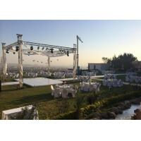 Buy cheap Movable Truss Booth Display Moisture Resistant Apply To Wedding Party from wholesalers