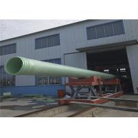 Buy cheap FRP PIPE GRP pipe with quartz sand Dn50-DN3000 from wholesalers