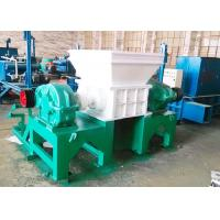 Buy cheap PC Auto Control Commercial Tire Shredder / Tire Crushing Equipment CE Certificated from wholesalers