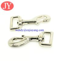 Buy cheap Heavy duty snap hook zinc alloy snap hook one inch snap hook from wholesalers