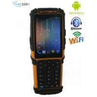 Buy cheap Industrial rugged android PDA phone TS-901 with barcode scanner / RFID reader from wholesalers