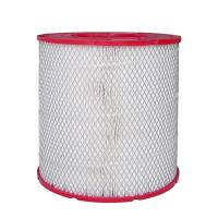 Buy cheap Pleated Air Compressor Filter Cartridge , Air Compressor Air Filter Element For Ingersoll Rand from wholesalers