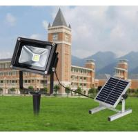 Wholesale 5W Solar Power Solar Landscape Light Solar Garden Light LED flood light  With staket IP65 CRI75 3Year 12V CE ROHS from china suppliers