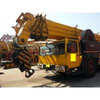 Buy cheap Liebherr LTM1120 120ton Used Truck Mounted Crane from wholesalers