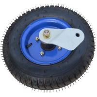 Buy cheap 400-8 type complete with hub for DF walking tractor red blue color from wholesalers