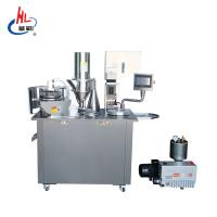 Buy cheap Small Size Manual Semi Automatic Capsule Filler for Small Pharmaceutical Industry from wholesalers