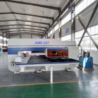 Buy cheap 400 - 600 Hpm CNC Hydraulic Punching Machine For Sheet Metal 3 - 4 Control Axis from wholesalers