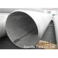 Buy cheap SS 1.4462 Welded Steel Tube ASTM A928 UNS S31803 Super Duplex Stainless Steel Pipe from wholesalers