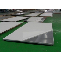 Buy cheap Hot Rolled  Rectangle 409L Polished SS304 Stainless Steel Plate from wholesalers