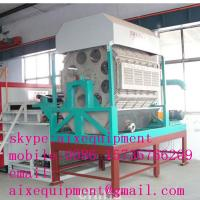 Buy cheap high efficiency pulp egg tray forming machine/egg tray making machine from wholesalers