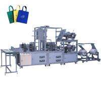 Buy cheap Flexible Automatic Nonwoven Disposable Handbag Making Machine from wholesalers
