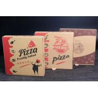 Buy cheap custom cardboard 12 inch reusable frozen pizza box,Cheap Custom offset printing corrugated pizza box wholesale bagease from wholesalers