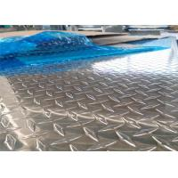 Wholesale 3 Bar 5 Bar Aluminium Checker Plate , 6061 Aluminium Checker Plate Sheet from china suppliers
