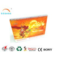 Wholesale Office Stationery Lenticular Notebook Lenticular Printing 3D Calendar from china suppliers