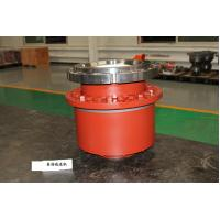 China Electric Hydraulic Speed Reducer Gearbox With Low Carbon High Alloy Steel Gear Material on sale