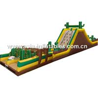 Buy cheap Inflatable Obstacle Challenges Games For Entermainment Equipment from wholesalers