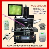 Buy cheap Wisdomshow Economic bga chip desoldering and soldering machine WDS-650 for replace vga cpu bridges socket from wholesalers