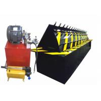 Buy cheap High security K12 standard automatic vehicle control electro-hydraulic rising roadblockers from wholesalers