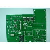 Buy cheap circuit board with Rigid Fr4 Mulit Layers Circle Copper Organic Resin PCB from wholesalers