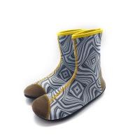 Buy cheap 2mm Eco - Friendly Neoprene Water Boots Protectove Toe Design Antiskid Sole from wholesalers