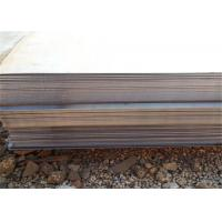 Buy cheap Q345B Hot Rolled 4 x 8 Steel Sheet Stainless Steel For Roofing Sheet from wholesalers