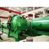 Buy cheap Stainless Steel Horizontal Pressure Leaf Filter 0.4Mpa For Syrups / Dewaxing / Degrease from wholesalers