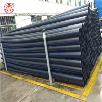 Buy cheap Inch Size HDPE Water Supply Pipe For Industrial Liquids Transportation from wholesalers