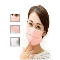 Wholesale Anti Dust Disposable Ear Loop Mask Color Printing For Face Protection from china suppliers