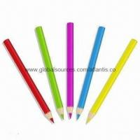 Buy cheap Colored Pencils in Bulk, Made of Wood, ASTM, EN 71 and FSC Certified, Pencil Case  from wholesalers