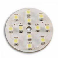 Buy cheap 90mm 18W 30W 36W LED Light PCB Board Aluminum Base Bulbs Light PCB Circuit Board product