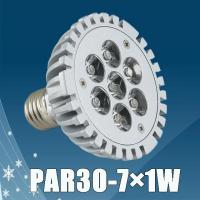 Buy cheap High Power LED Lamp (PAR 30 7X1W) from wholesalers