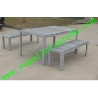 Buy cheap 2013 NEW outdoor poly wood benches/outdoor garden furniture RLF-9150830  from wholesalers