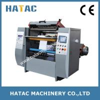 Buy cheap Electrical Loading System Thermal Paper Roll Slitter Rewinder Machine from wholesalers
