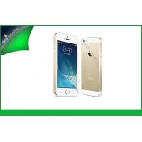 Buy cheap Fingerprint Proof Front  / Back Guard Screen Protectors For Cell Phones / Iphone 5s from wholesalers