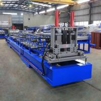 Buy cheap C Channel Steel Roll Forming Machine , C Shaped Purlins Forming Machine from wholesalers