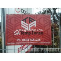Buy cheap Lawn Yard Sign board from wholesalers