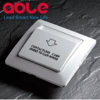 Buy cheap 2012 New Design Hotel Key Switch, Delay Switch from wholesalers