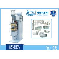 Buy cheap Double Head Pneumatic Spot Welding Machine Single Phase Press-Type from wholesalers