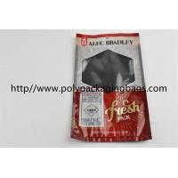 Buy cheap Durable Anti Corrosive Humidified Cigar Humidor Bags With Resealable Ziplock product