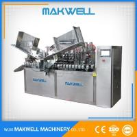 Buy cheap Automatic Tube Filling Sealing Machine from wholesalers