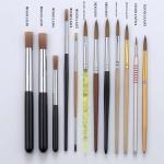 Buy cheap Nail Art Brush Nail Painting Kolinsky Brush from wholesalers