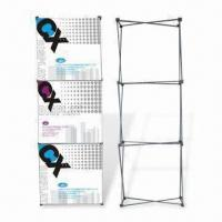 Buy cheap Pop Up Display, Matches All Spare Parts Such as PVC Board and Magnetic Strip from wholesalers