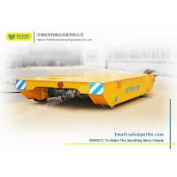 China Custom Material Handling Carts / Electric Transfer Cart Large Load Capacity on sale