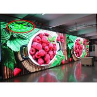 Buy cheap 1R1G1B Rental LED Display P3.91 Video Wall Panel Full Color Indoor Wide Viewing Angle from wholesalers