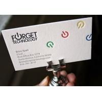 Wholesale printed business cards paper name cards in high quality from china suppliers