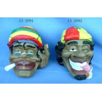 Buy cheap Ashtray, polyresin, gift, figurine, Jamaican, Jamaica from wholesalers