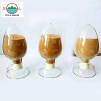 Buy cheap water reducing agent Light brown cement additives Sodium Naphthalene Formaldehyde with Na2SO4 content 5% Max from wholesalers