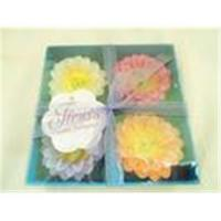 Buy cheap Dia 6cm Chrysanthemum Flower Floating Perfume Scented Candles Gift Set from wholesalers